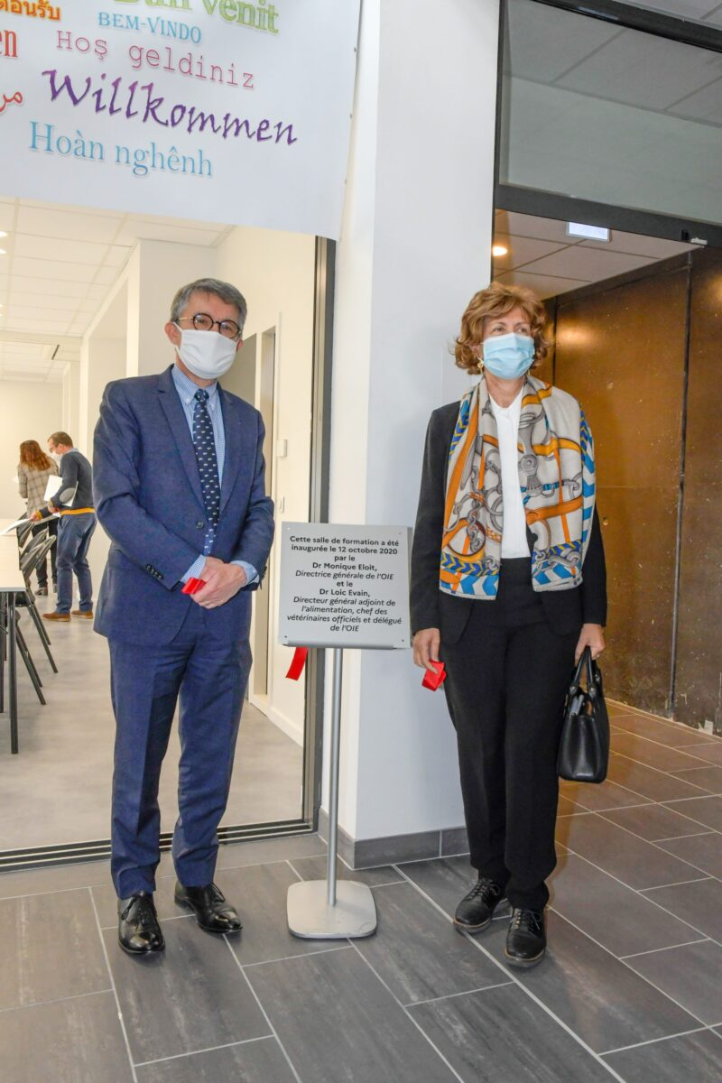 Dr Evain & Dr Eloit